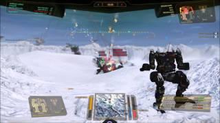 MechWarrior Online■Polar Highlands 1st Battle (KGC-000 EXP Zero)