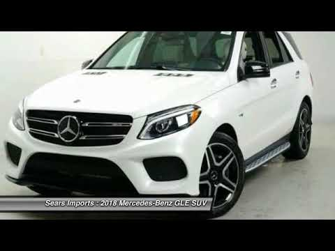 2018 mercedes benz gle amg gle 43 minnetonka minneapolis for Mercedes benz bloomington mn