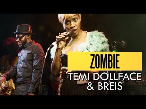 Temi Dollface & Breis  Zombie Felabration 2016
