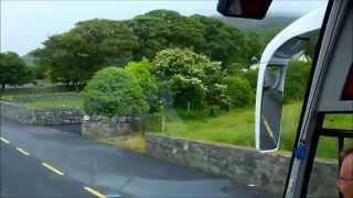 Cliffs of Moher & Burren Day Tour from Galway Ireland  バレン高原とモハーの断崖日帰りバスツアー ゴールウェイ発着