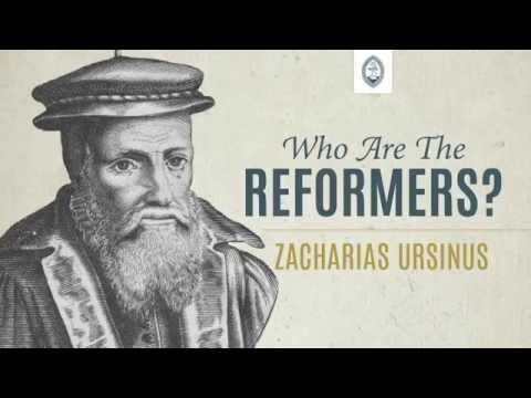 Who are the Reformers: Zacharias Ursinus