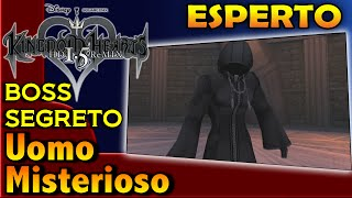 Kingdom Hearts HD 1.5 ReMIX (ITA)- BOSS SEGRETO Uomo Misterioso