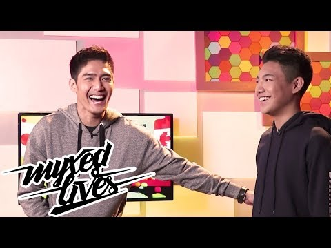 Darren Espanto visits the MYX studio! | MYXED LIVES