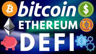 BITCOIN SEES HUGE VOLUMES | Ethereum and The DeFi Ecosystem | Phemex Exchange | Crypto news