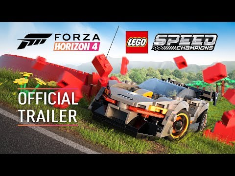 Forza Horizon 4 LEGO Speed Champions - Expansion Launch Trailer