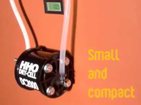 Fuel Saving HHO Plus DC2000 Generator  Hydrogen Vehicle Conv