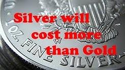 Silver Cost