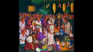 Sones tradicionales dedicados al Gran Abuelo Rilaj Maam en Santiago...