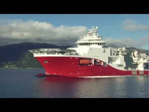 Vessels - Seven Falcon - A world-class diving vessel