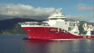 Vessels - Seven Falcon - A world-class diving vessel