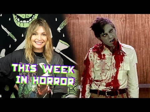 Horror Headlines for January 14, 2019 - Dawn of the Dead, Freedive, Jamie Lee Curtis