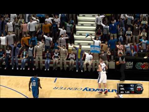 NBA 2K11 - Nets vs. Magic [6/6] HD Mp3