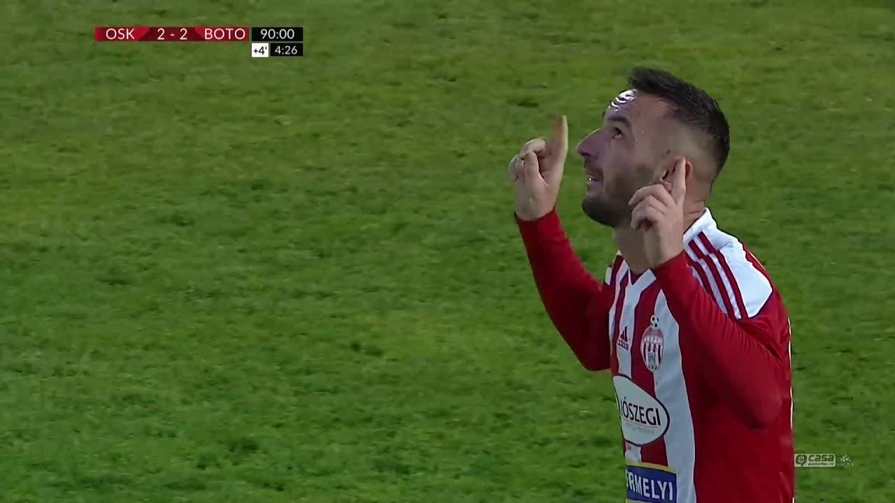 Imagini incredibile în Liga 1. Marius Croitoru, criză de nervi la finalul meciului