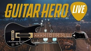 Guitar Hero Live: Xbox One - Primeira Gameplay