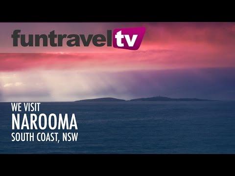 Narooma on the unspoilt south coast of NSW, Australia
