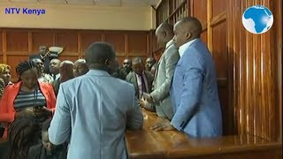 [30.24 MB] LIVE: Starehe MP Njagua in court over xenophobic remarks
