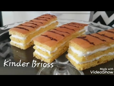 Ricetta Kinder Brioss Uccia3000.Kinder Brioss Fatti In Casa Youtube