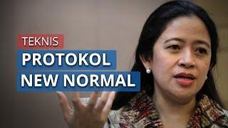 Puan Maharani Minta agar Pemerintah Tidak Terburu-buru Siapkan Protokol New Normal Corona