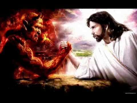 jesus vs satan the ultimate battle youtube