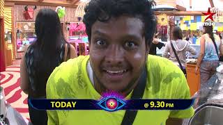 Jaragalsindi chala undi .. #YedhainaJaragachu endukante idhi #BiggBossTelugu2 Today at 9:30 PM