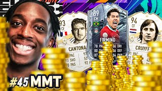 10 MILLION COINS + SPENT! PRIME CANTONA AND CRUYFF JOIN THE TEAM! S2- MMT #45