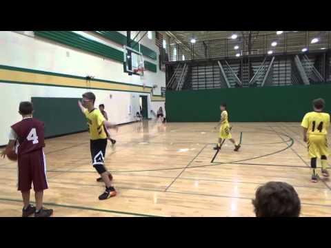 6th Grade Team Artis VS Scottsdale Wolves 4 23 16