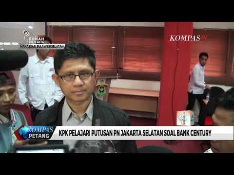 KPK Pelajari Putusan PN Jakarta Selatan Soal Bank Century