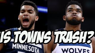 Can You Win a Title With Karl Anthony Towns?