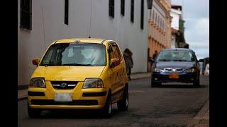 Esto cuesta poner a rodar un taxi en Bogotá y esto un carro de Uber