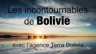 Les incontournables de la Bolivie avec l'agence Terra Bolivia