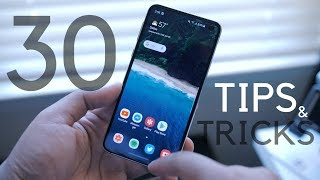 Top Galaxy S10 Tips & Tricks!