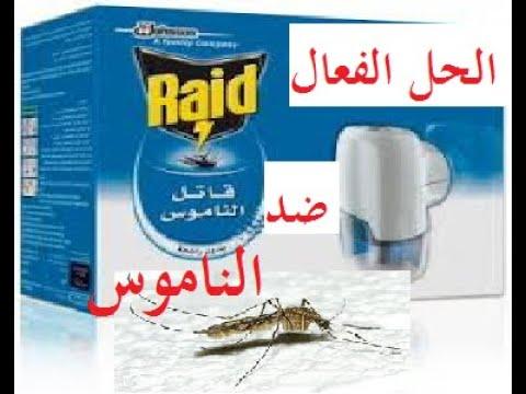 الحل النهائي و الفعال للقضاء على الناموس ريد السائل الكهربائي لقتل الناموس Read Liquide Electrique Youtube