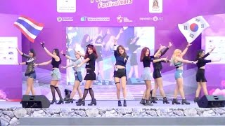 151115 Bewitch & Fossil cover TWICE - Do It Again + OOH-AHH하게(Like OOH-AHH) @TKFF 2015
