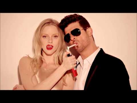 Robin Thicke ft. Pharrell Williams - Blurred Lines (XXX NSFW Version)