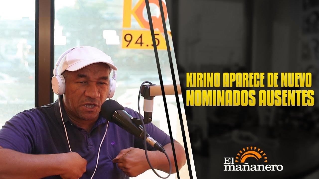 Aparece Quirino de nuevo, Nominados ausentes
