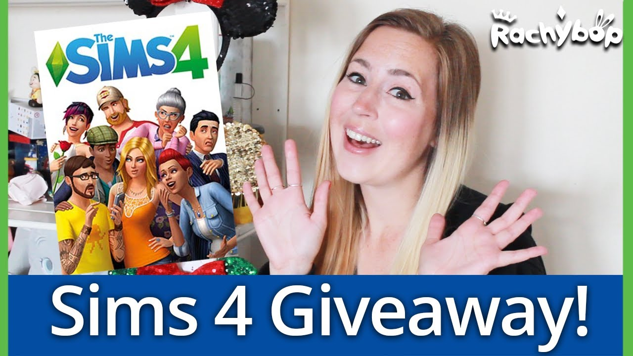 sims 4 giveaway the sims 4 base game giveaway closed youtube 6188