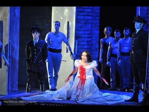 Il dolce suono.Mad scene from Lucia di Lammermoor.Venera Protasova.