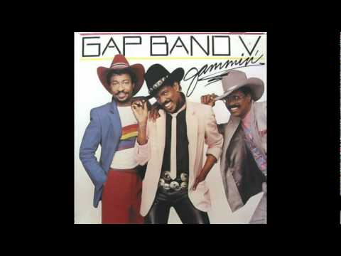 Gap Band ~ Jam The Motha'