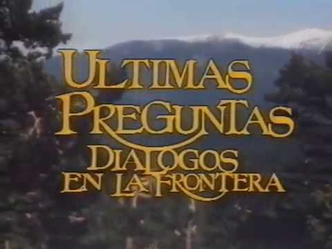 Últimas preguntas 1987 Cabecera. Programa religioso de TVE