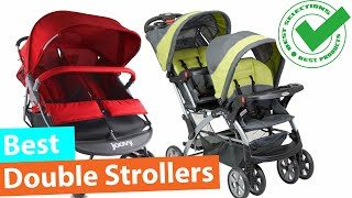 Best Double Stroller | Top 5 Best Double Stroller Reviews 2019