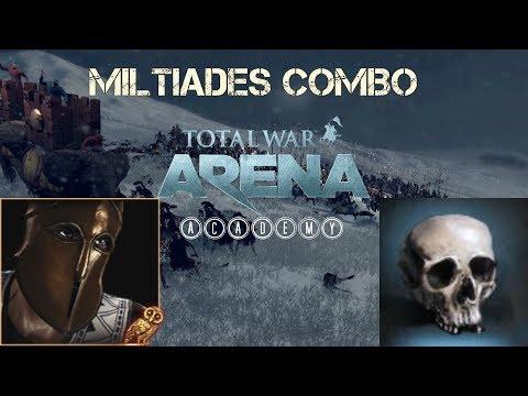 Tw Arena: Miltiades combo