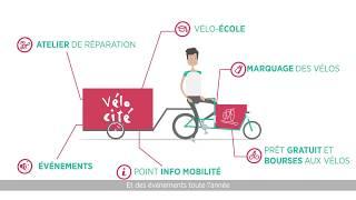 Bordeaux : comment participer à l'ouverture d'une Maison itinérante du vélo, sur la rive droite ?