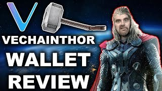 VeChainThor Wallet Review & Tutorial