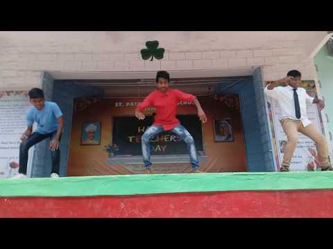 #SPHS MJ3 | DANCE |TEACHER'S DAY SPECIAL