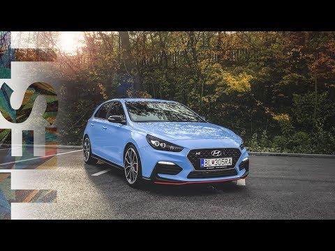 2018 Hyundai i30 N Performance TEST NEW ENG SUB