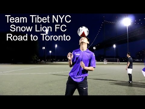 Team Tibet Snow Lion FC New York | Road To GCM Toronto 2016