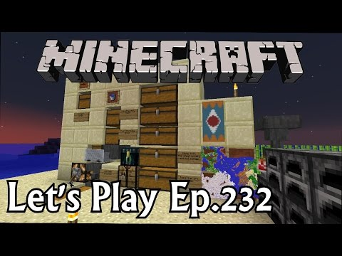 Minecraft Let's Play Ep.232- Item Calling