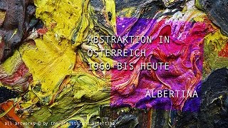 theartVIEw - Abstract Art from Austria at ALBERTINA