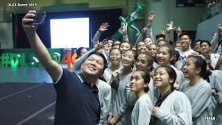 DLSZ Batch 2019 Presentation - DANCE COMPETITION Nov 2017 FunMTV by TGS&A