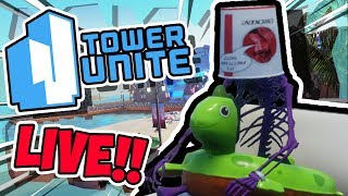 TOWER UNITE SHENANIGANS!! || Tower Unite || Full Stream